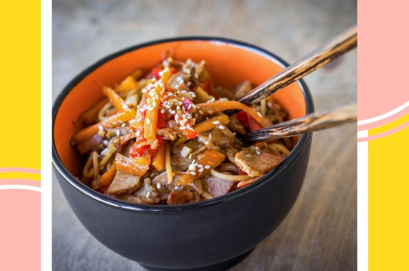 Filipino Beef Stir-Fry