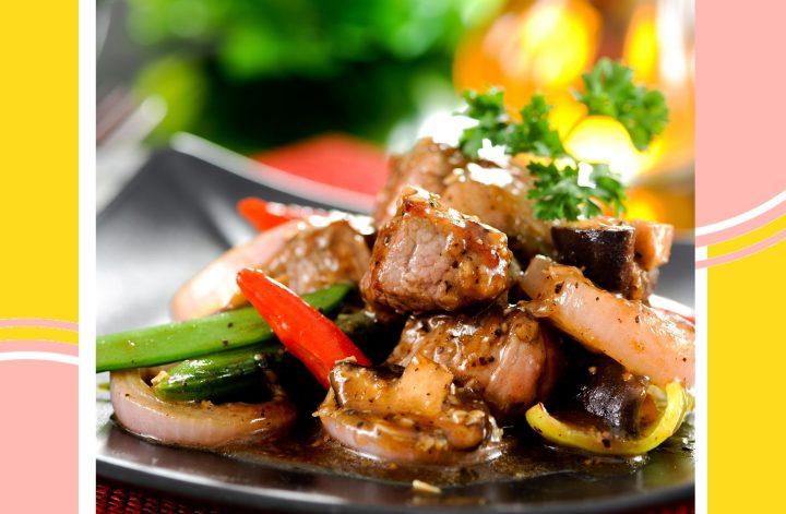 Filipino Beef Stir Fry 2